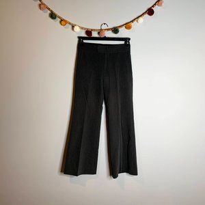 Alvin Valley charcoal dress pants